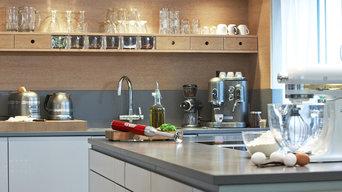 KitchenAid в интерьере