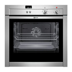 Neff B44S43N3GB Electric Single Oven in Stainless Steel
