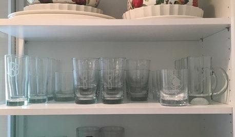 ライフスタイルに合わせた実用的なグラス収納術