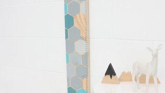 Honeybee Sam height chart