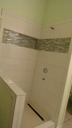 Please Help: Tile Shower Wall Height