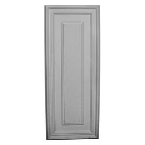Legacy Rectangle Wall/Door Panel, 21 5/8