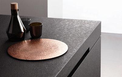 Holz, Beton, Corian oder …? 10 Küchenarbeitsplatten im Überblick