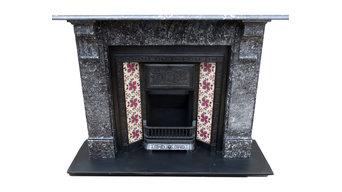 Marble Fireplace Mantel Surround