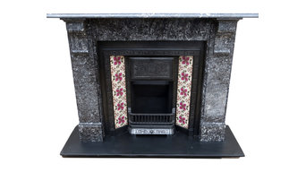 Marble Fireplace Mantel Surround
