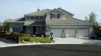 Exterior Repaint-Before and After