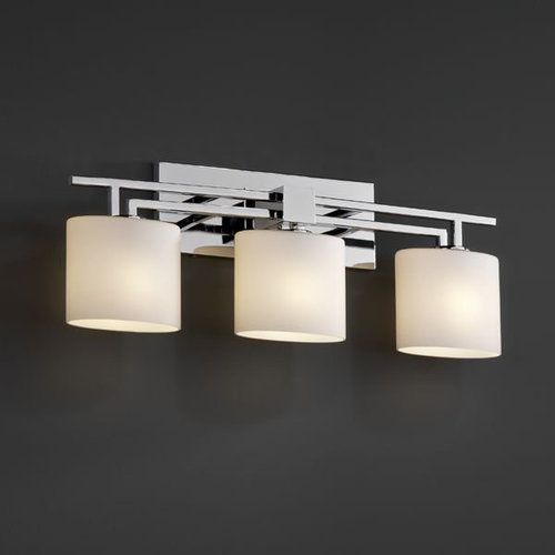 aero fusion opal bath bar by justice design bathroom vanity lighting bathroom vanity bathroom lighting
