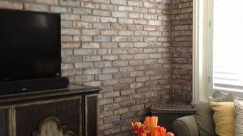 Brick Refinish in Fairview