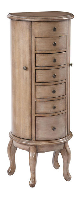 Taylor Jewelry Armoire by Stein World Traditional Jewelry