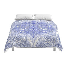 50 Most Popular Cornflower Blue Bedding For 2019 Houzz