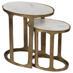 Contemporary Side Tables And End Tables by Zodax