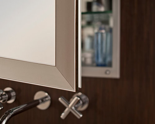 Mirrored Cabinets - Products