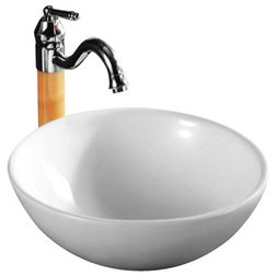 Nice Contemporary Bathroom Sinks by TheBathOutlet
