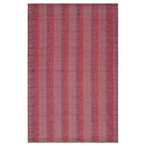 Paola Indoor/Outdoor Rug, Red, 182x274 cm