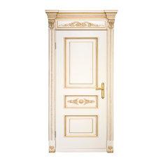 """""""Trento"""" Royal Luxury Interior Door in Beige"""