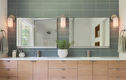 Bathroom Sconces Facing Up Or Down bathroom sconce lighting–up or down?