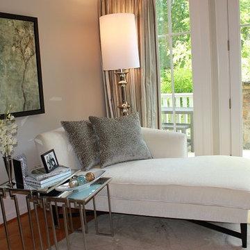 Penny Bowen Designs: Living Spaces