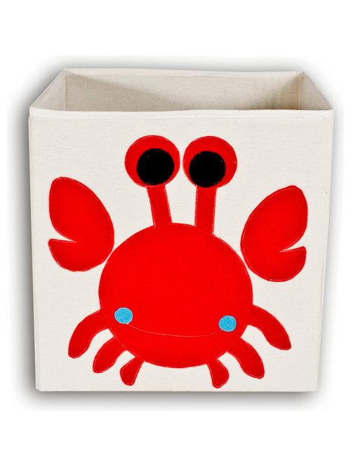 Cajas de almacenaje infantiles for Caja almacenaje infantil