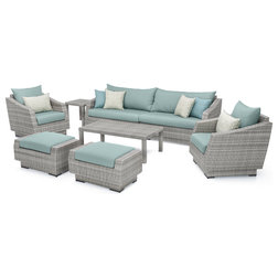 Tropical Outdoor Lounge Sets by RST Outdoor