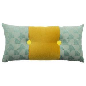 Cucu Contrast Stripe Cushion