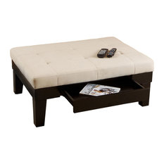 FabricTop Coffee Tables Houzz