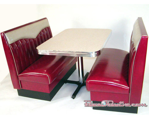 Exceptional Custom Diner Booths And Diner Booth Sets