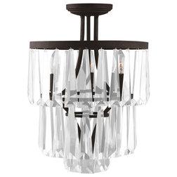 Transitional Flush-mount Ceiling Lighting by ZEEV LIGHTING