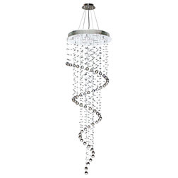 Cute Contemporary Chandeliers by The Crystal Lighting Store Authorized Dealer