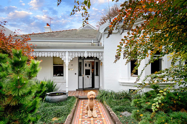 Pros And Cons Of Painting A Brick House Houzz