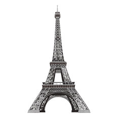 Eiffel Tower Peel & Stick Giant Wall Decal