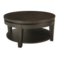 Sunpan Modern Home - Asia Round Coffee Table - Coffee Tables