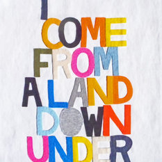 - I Come From A Land Down Under - Artwork
