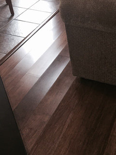 More On Bamboo Flooring Ouch