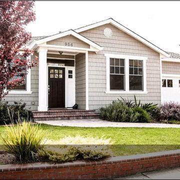 Larkspur Craftsman, Sunnyvale California