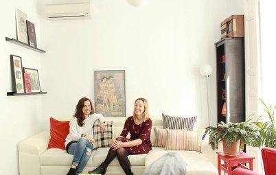 Visita privada: Una reforma que da literalmente la vuelta a una casa