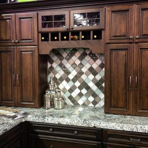 Kitchens-Mosaic Backsplashes