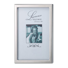 Silver Standard Metal 4x6 Picture Frame
