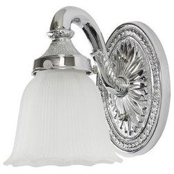 Victorian Bathroom Vanity Lighting victorian bathroom lights. elegant bathroom photo in cleveland