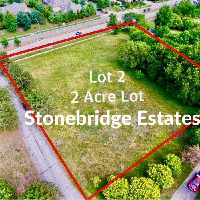 Stonebridge Estates Lot 2 5551 W 150th St OP, KS 66223 Custom Build