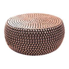 Premier Housewares - Templar Coffee Table, Copper - Coffee Tables