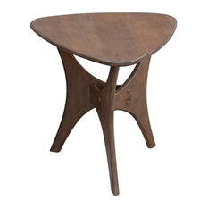 Triangular Side Tables And End Tables Houzz