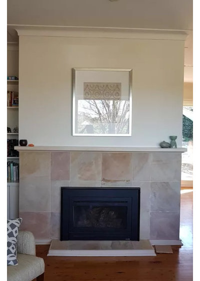 Room of the Week: Fireplace