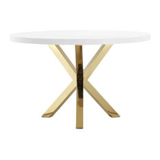 Gold Dining Room Tables