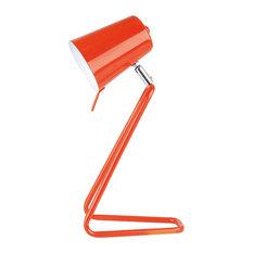 Leitmotiv Table Lamp Z оранжевая