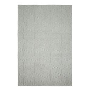 Illusory 03 Rug, Light Grey, 120x170 cm
