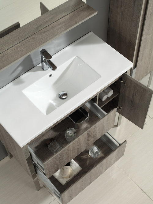 Idra Ove Decors Bathroom Vanity