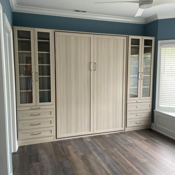 Custom Closet - Murphy Bed