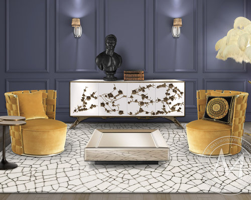 CERAMICA - from the Esotica Rug Collection - Floor Rugs