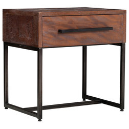 Industrial Nightstands And Bedside Tables by The Khazana Home Austin Furniture Store