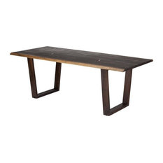 Hannah Dining Table Seared 94-inch